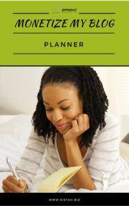 How to Monetize My Blog Black Women