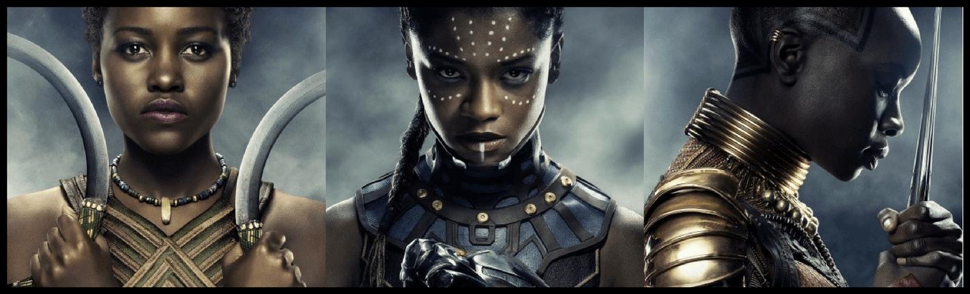 Women of Black Panther
