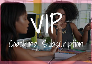 VIP Coaching for Black Women Entrepreneurs