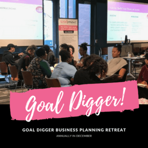 GOAL DIGGER-BUSINESS-RETREAT