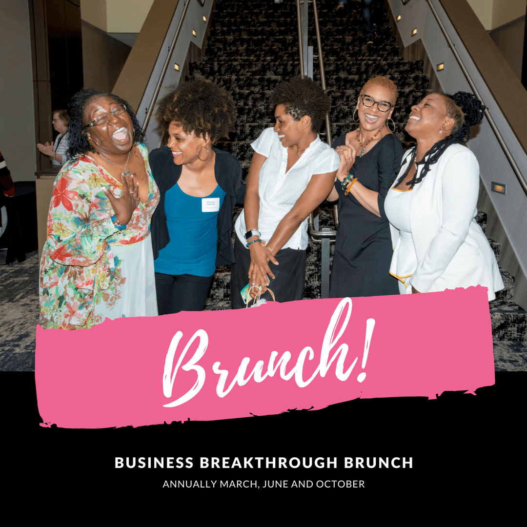 BRUNCH FOR BLACK WOMEN BUSINESS OWNERS