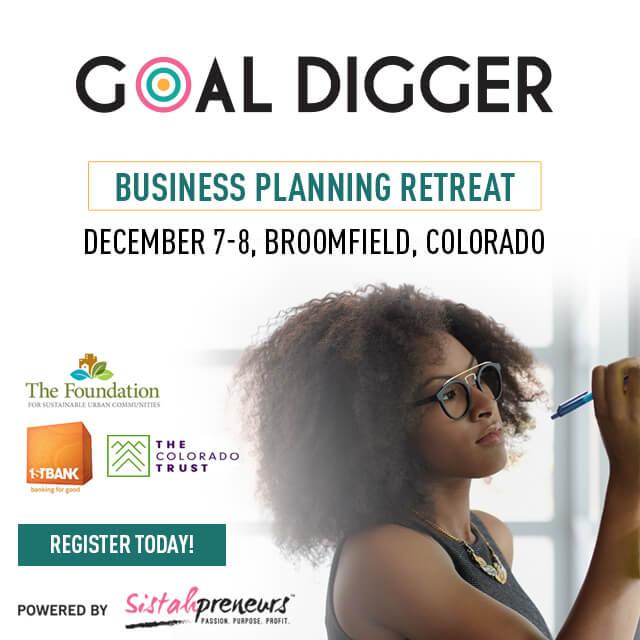 Goal Digger Business Retreat for Black Women Entrepreneurs