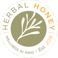 herbal honey logo