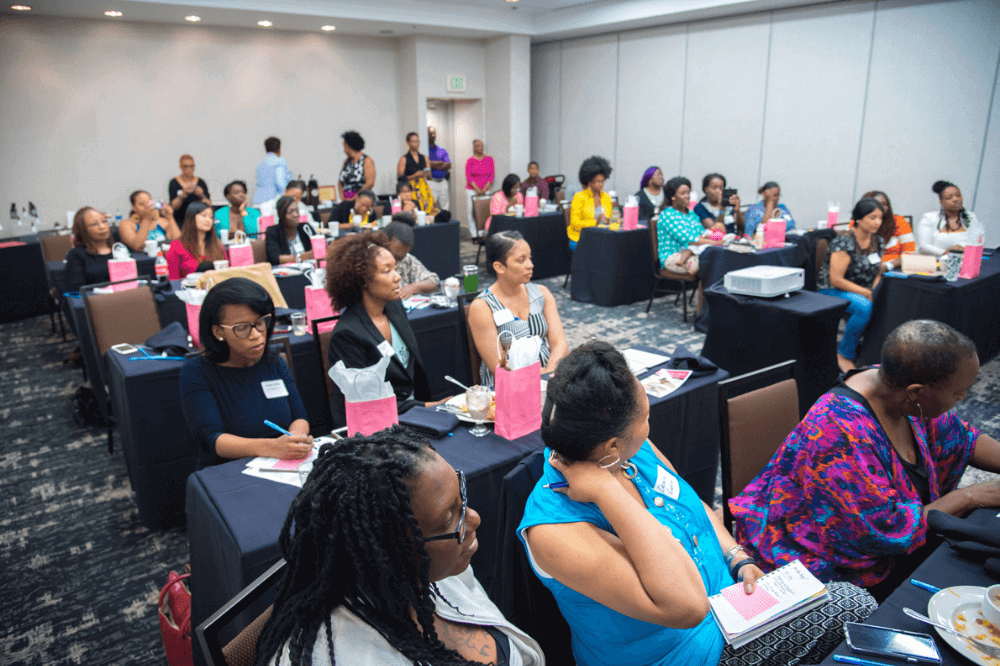 Black women business conference