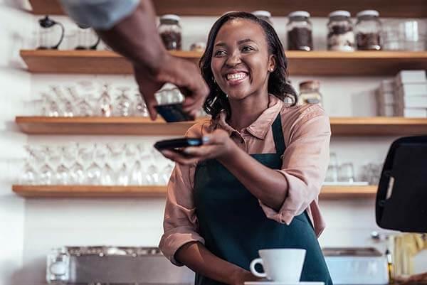Black Women in Coffee Business
