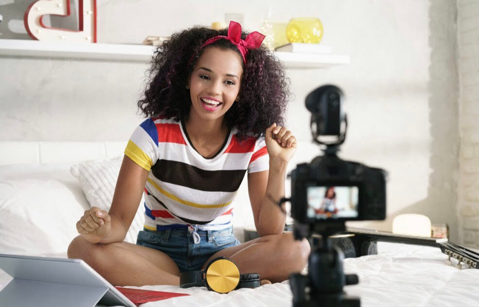 Black women video sales training