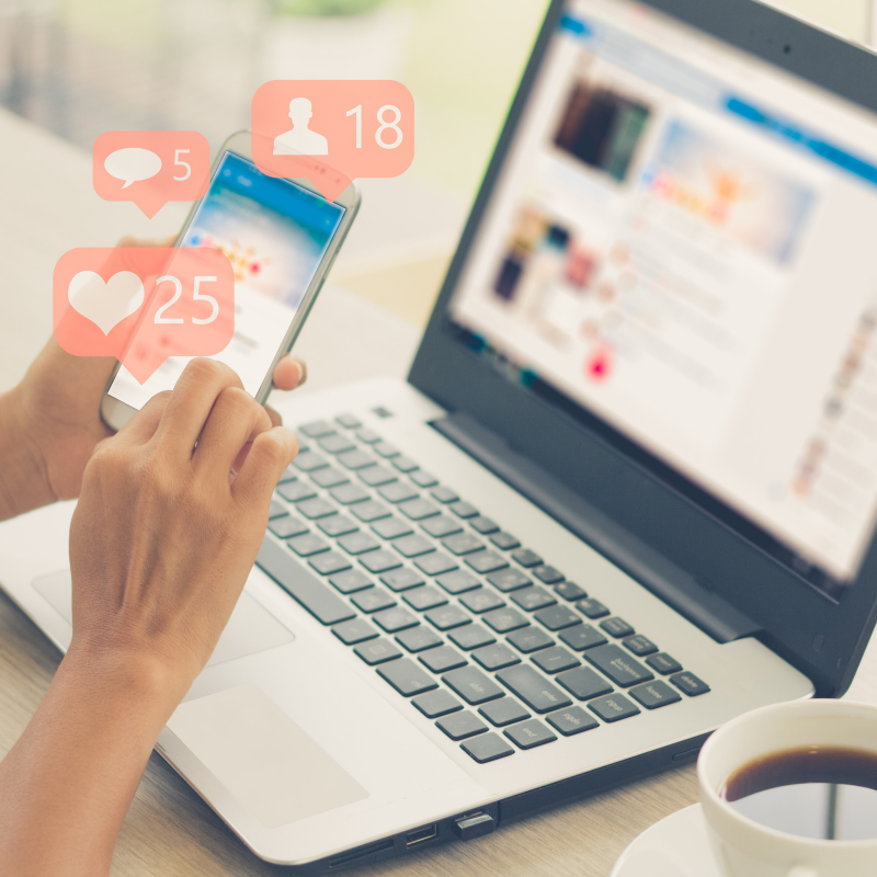 SocialMedia Posts for Blog Announcements (1)
