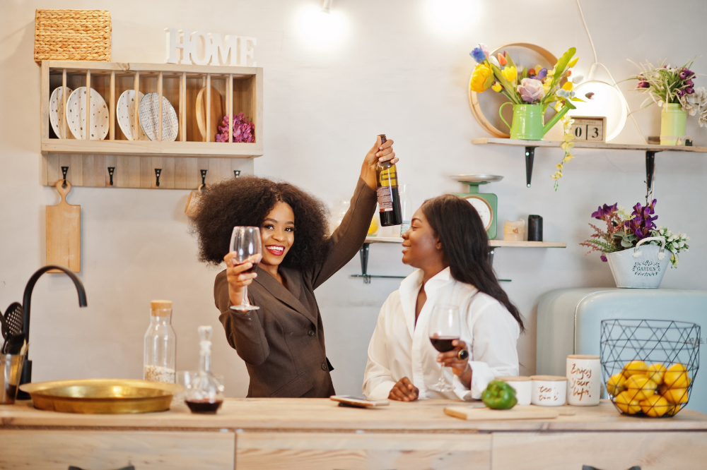 Black-owned Women-owned Wines