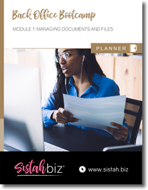 Back Office : Managing Docs and Files