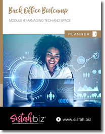 Managing Tech and Space Planner