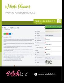 Sistahbiz Website Planner